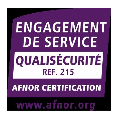 certification Qualisecurite