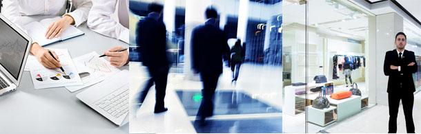 sécurité des centres commerciaux