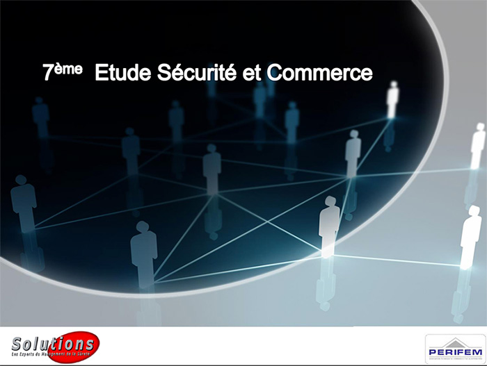 7ème étude Sécurité et Commerce