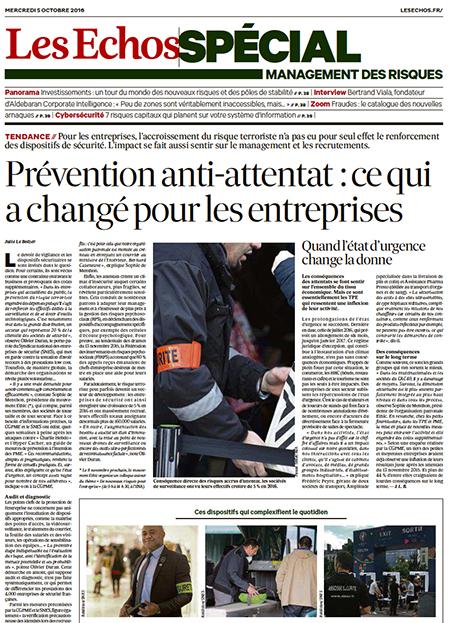 prevention anti-attentats : ce qui a changé pour les entreprises